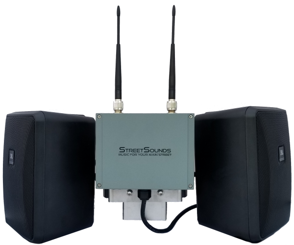 StreetSounds Wireless Streaming Audio System